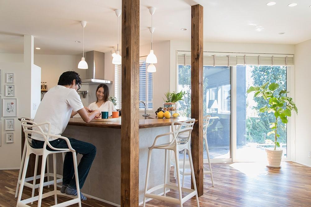 アトリエ建築家とつくる家を身近なものとするために