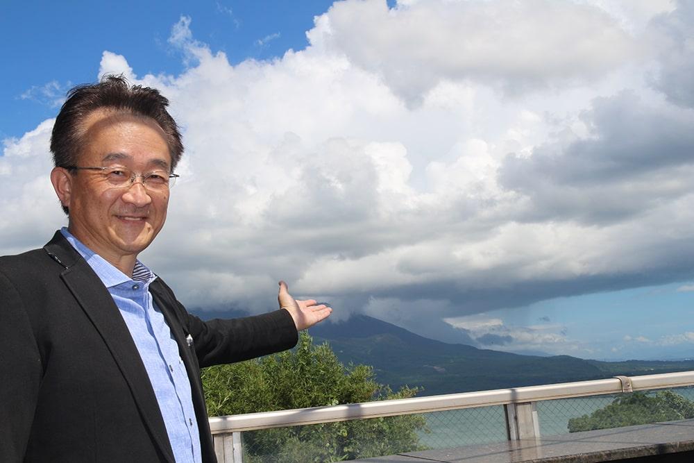 山口 俊彦/代表取締役社長