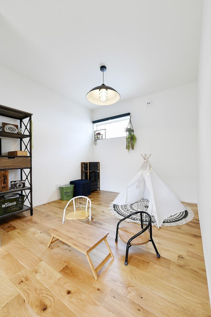家族を想う、暮らしやすい平屋