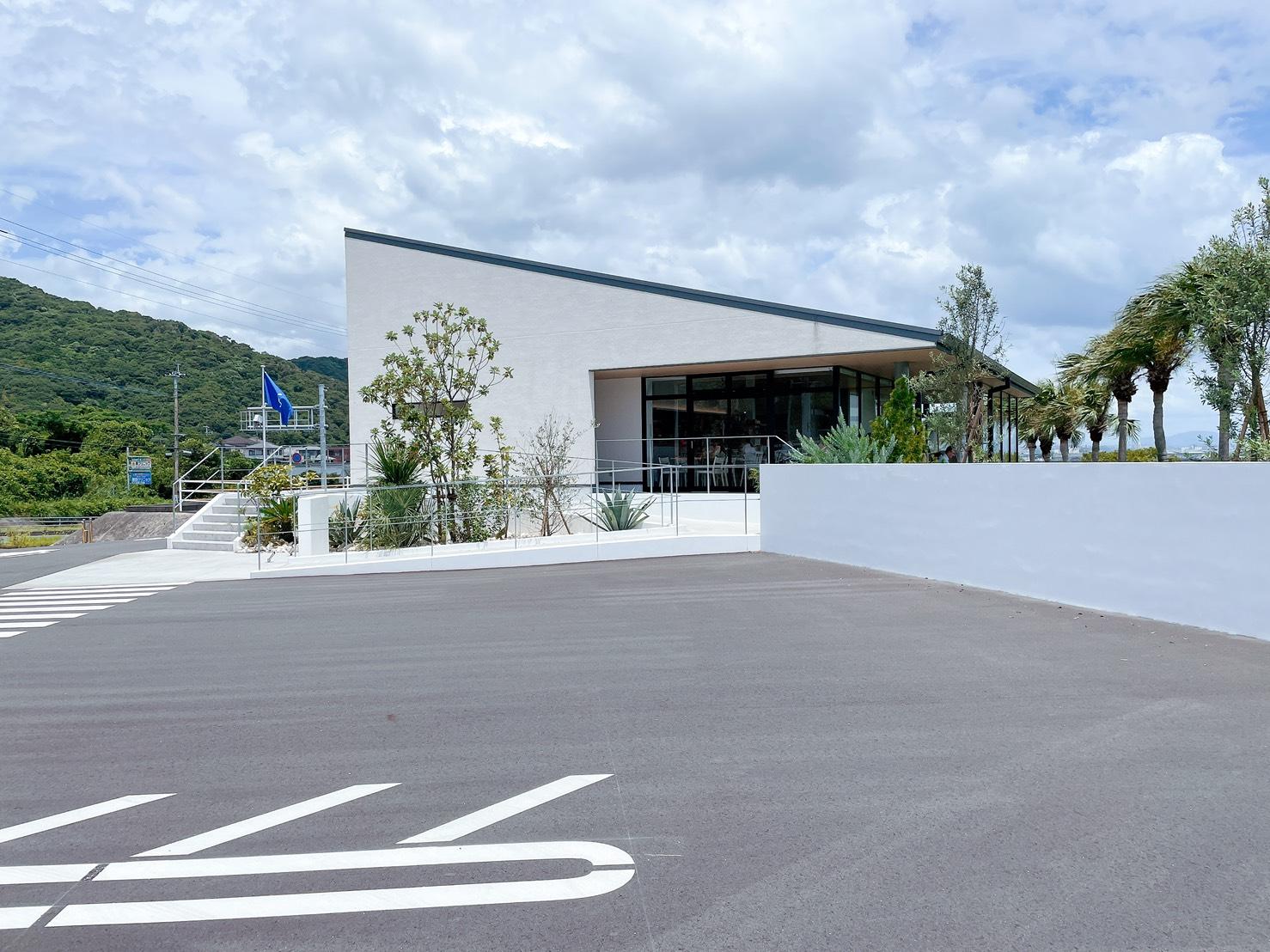 鹿児島市のおしゃれなカフェ~Blue&Cafe~